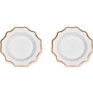 New Anna Weatherly Soup Plates (Set of 2)
